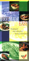 Beef Made Easy Brochure