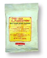 AC Legg Old Plantation Sweet Italian Sausage Seasoning