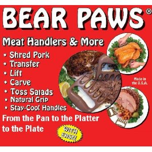 Bear Paws Meat Handlers