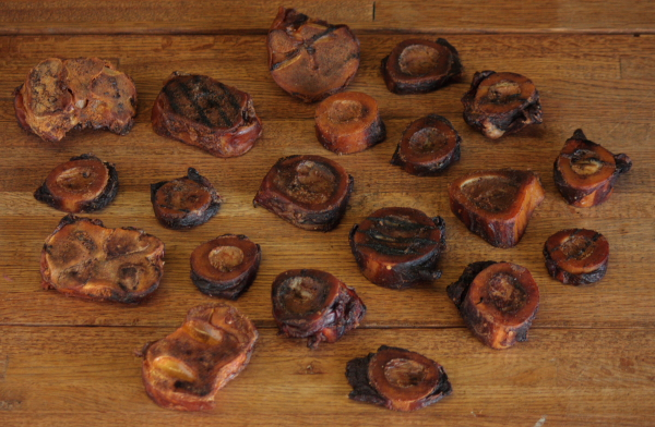 dog bones natural smoked beef bones for your dog shipped free
