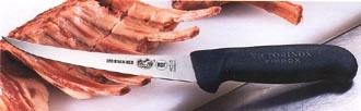 Forschner-Victorinox Boning Knife with Fibrox Handle.