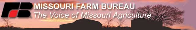 Missouri Farm Bureau  The Voice of MO Agriculture