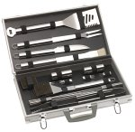 "Order your ""Mr. BAR-B-Q Platinum Prestige 21-Piece Tool Set"" from Ask The Meatman and Amazon.com for ONLY $99.99!"