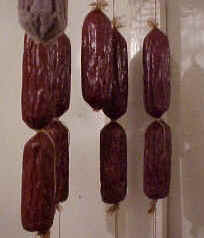 Our Own Storemade Beef Summer Sausage