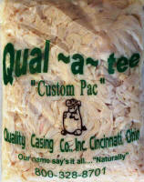 Quality Brand Hank of Natural Hog Casings