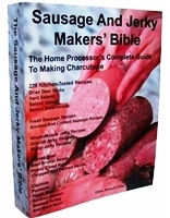 Sausage and Jerky Makers Bible
