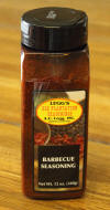 AC Legg Barbecue Shake-On Seasoning - 12 oz. Jar